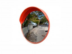 convex parking mirror