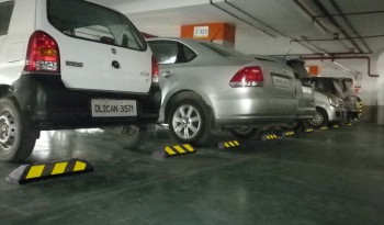 Rubber Parking Block full