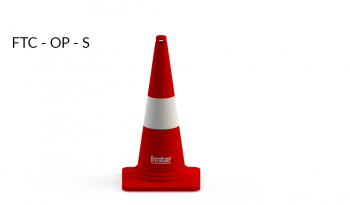 Traffic Cone (750 mm Tall) full