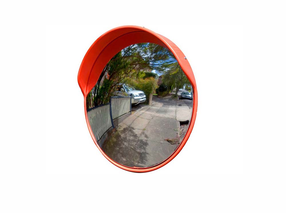 Convex Mirror, Traffic Mirror