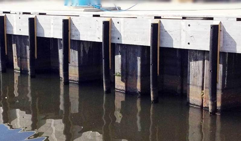 D-Type Dock Bumpers full