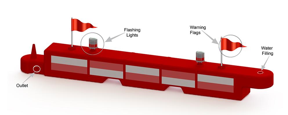 runway barrier system