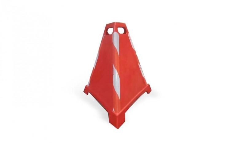 Triangle Cones